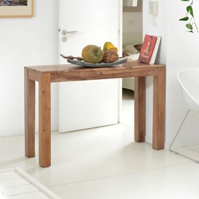 Konsolentisch aus palisander 120x80 mezzo tikamoon