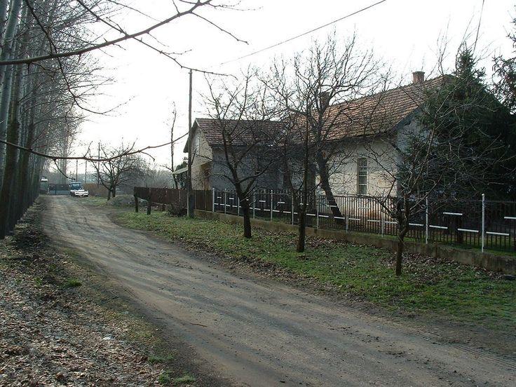 Az SZGV egykori végállomása / Old railway terminal