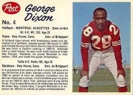 Image result for george dixon montreal alouettes