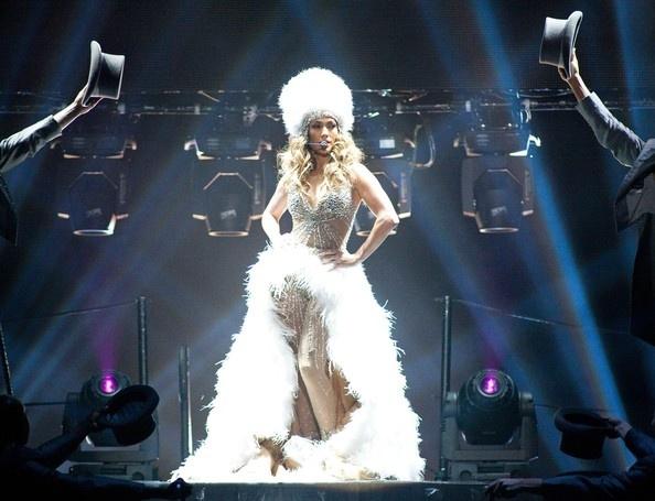 Jennifer Lopez Photo - Pop superstar Jennifer Lopez seen performing live in concert at the Ahoy in Rotterdam, Netherlands