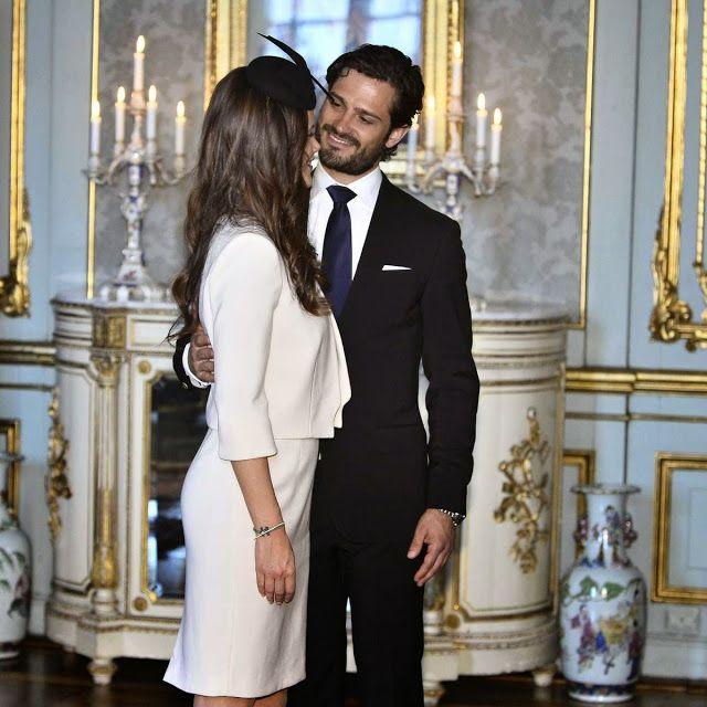 Reines & Princesses: Cérémonie de publication des bans du mariage du prince Carl Philip & Sofia Hellqvist