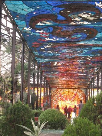 cosmovitral-jardin-botanico  Toluca  Mexico