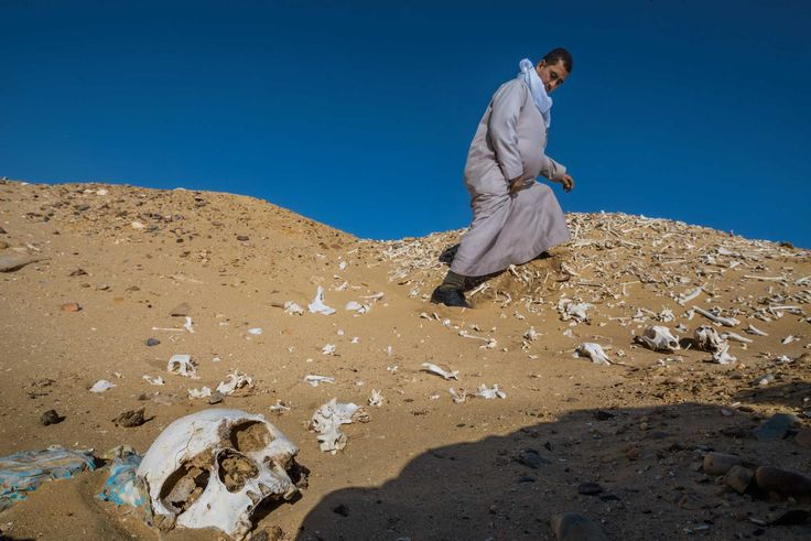 How Tomb Raiders Are Stealing Our History. The illegal antiquities trade is booming, wreaking havoc on the world's archaeological heritage.