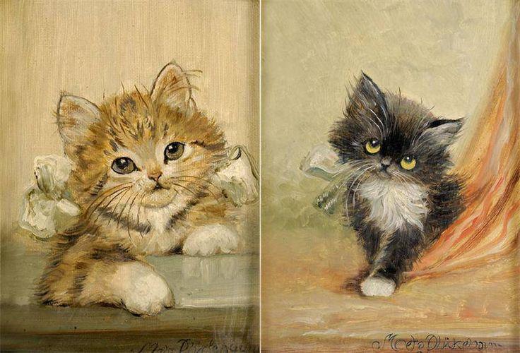 Забавные зверюшки художницы Меты Плюкебаум (Mеta Plukebаum).