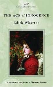 the age of innocence by edith wharton