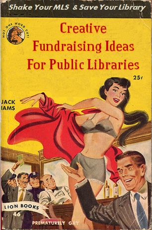 Book: Creative Fundraising Ideas For Public Libraries - Shake Your MLS & Save Your Library