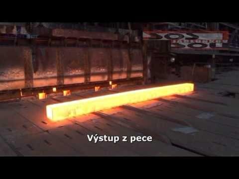 Třinecké železárny in images 2013 - KKO - YouTube