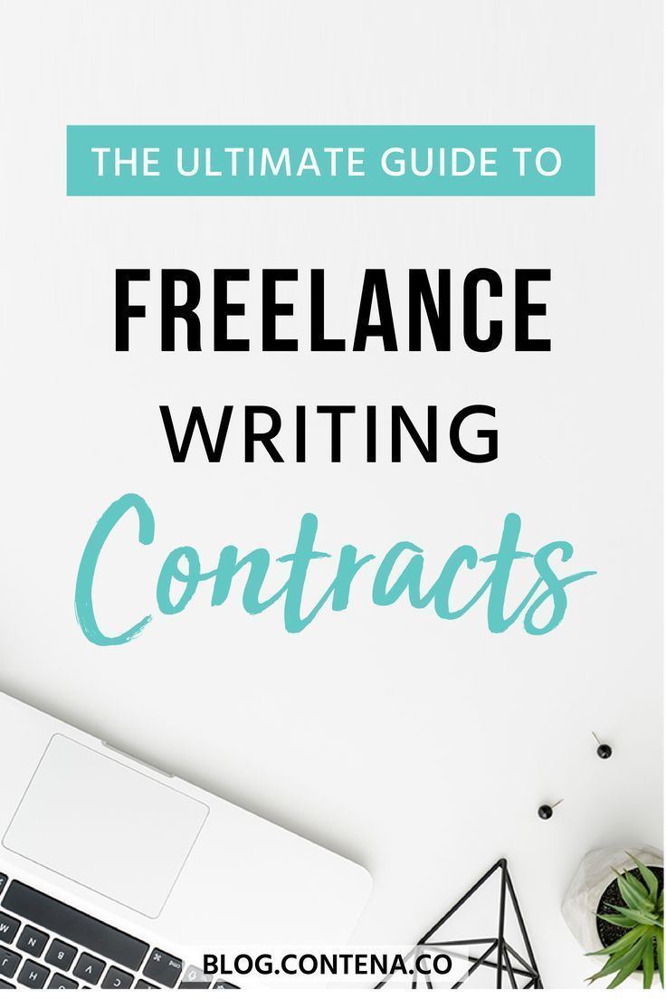 How To Create A Freelance Writing Contract Freelance Writing Writing Jobs Freelance Writing Jobs