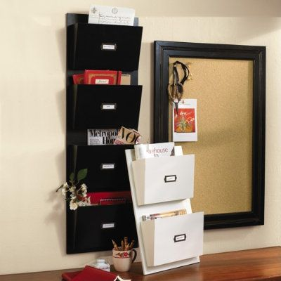 I desperately want these for my office to control the paper clutter that comes home from school everyday.