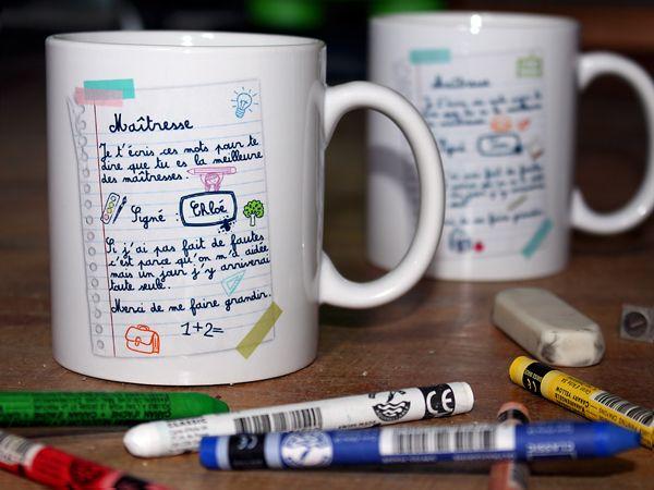 7 best cadeaux pour ma tre ou ma tresse cadeaux enseignant cadeaux prof des coles mugs. Black Bedroom Furniture Sets. Home Design Ideas
