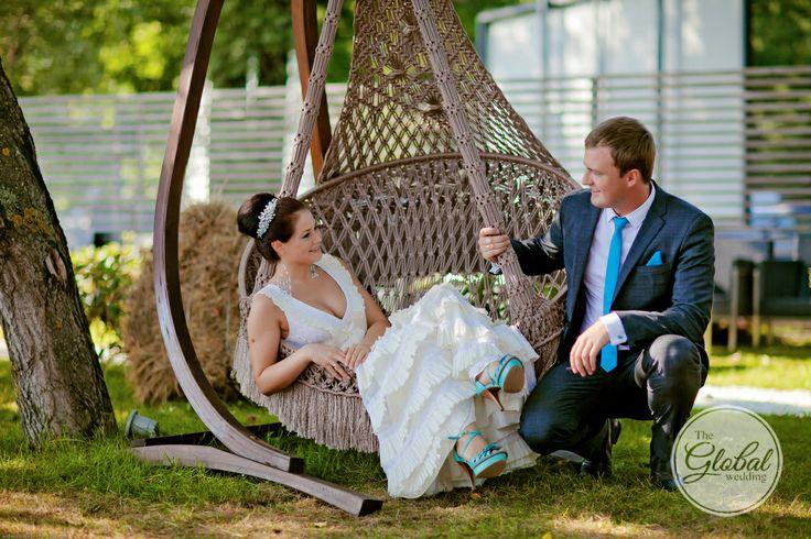 Жених и невеста. Молодожены. Just married. Bride and groom