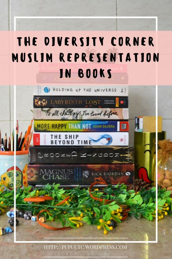 The Diversity Corner #1 : February News, Muslim Representation, and March NewReleases