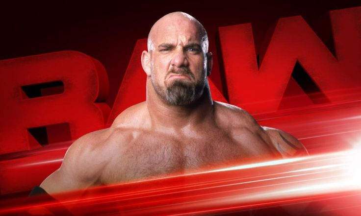 WATCH: Goldberg comments on appearing on tonight's WWE RAW - Wrestling News