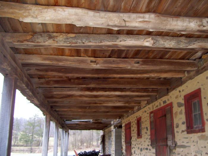 10 best cottage exposed beams images on pinterest for for Reclaimed wood beams los angeles