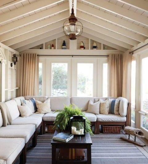 75 Awesome Sunroom Design Ideas Digsdigs: Best 25+ Small Sunroom Ideas On Pinterest