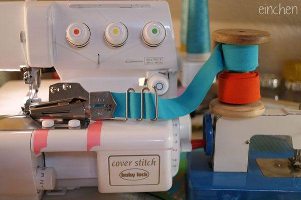 Einzelfaltschrägbinder für die cover maschine