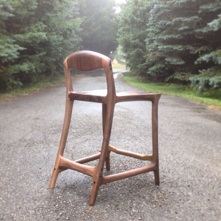 Build Your Own Folding Bar Stool