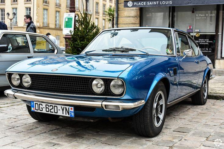 #Fiat #Dino au rassemblement mensuel de l'AVAVA à #Versailles Reportage complet…