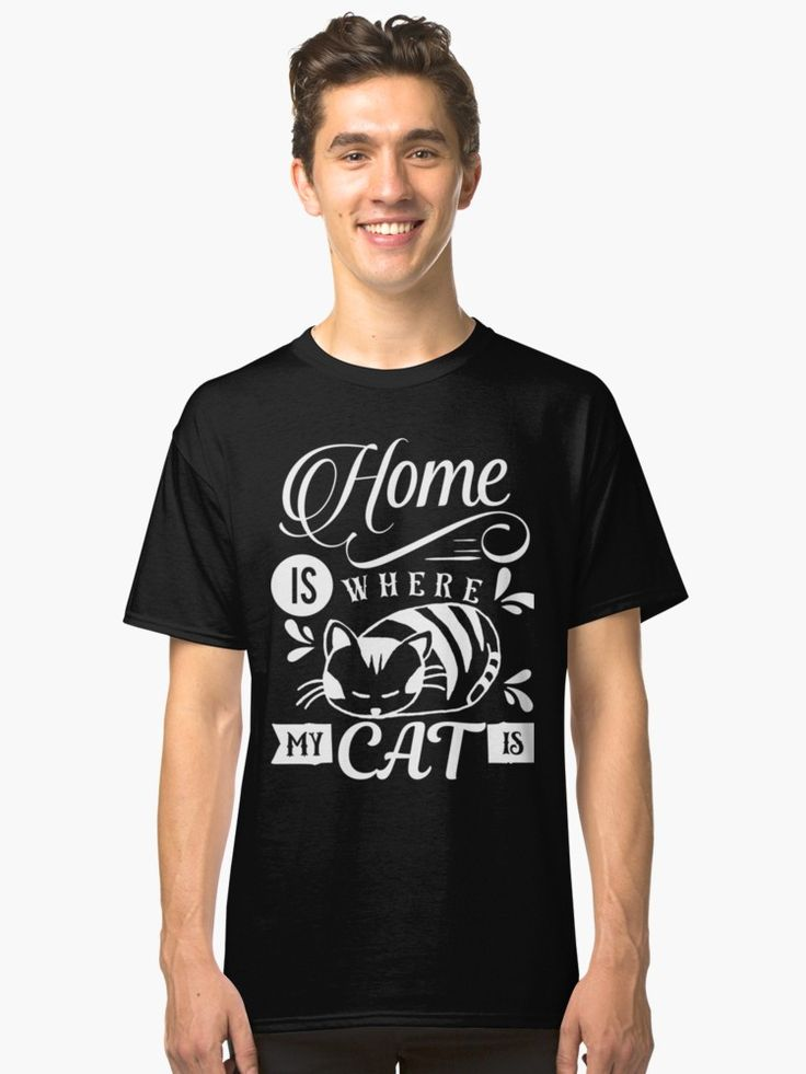 Want 20% off? Just use RAD20 at checkout.Home is where my cats is • Also buy this artwork on apparel, stickers, phone cases, and more.