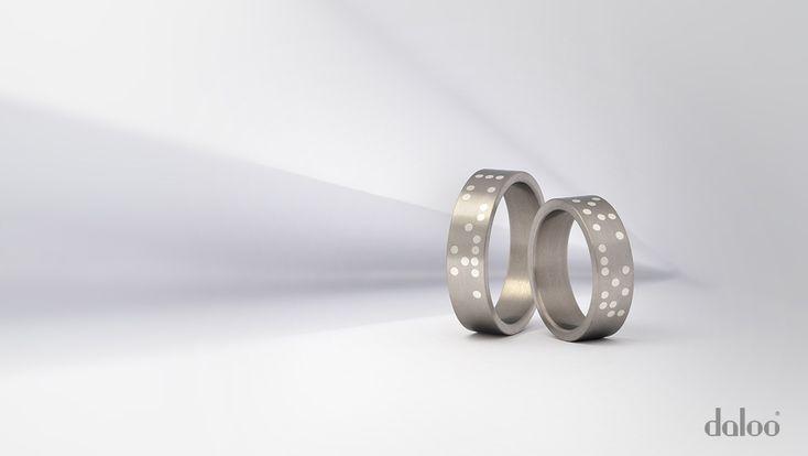 SNUBNÍ PRSTENY - Ručně vyráběné snubní prsteny