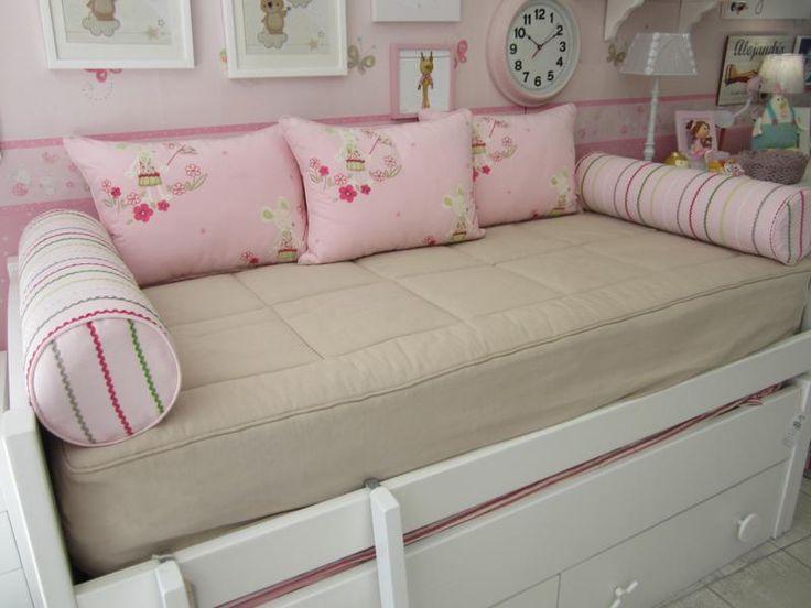 tapicerias para camas nido a collection of home decor On edredon ajustable cama nido