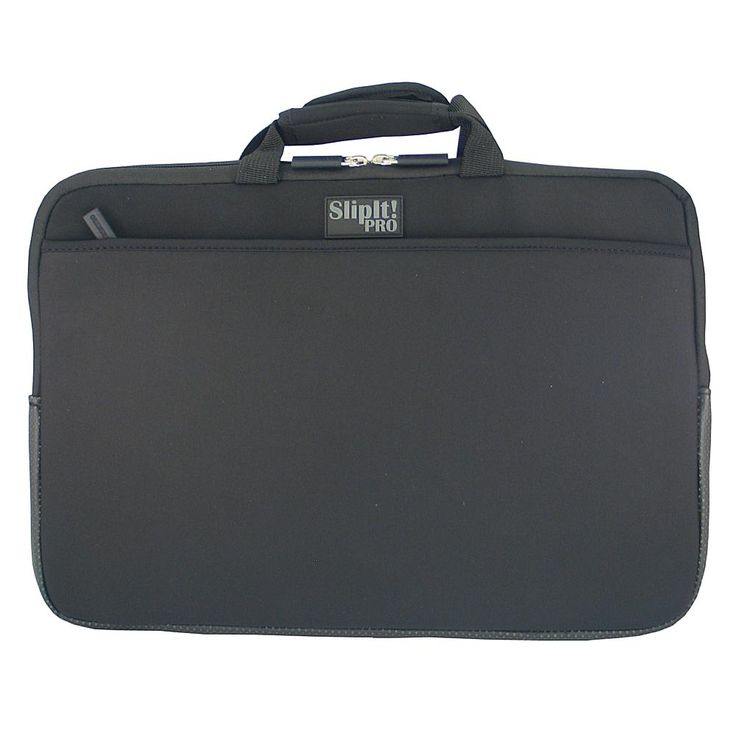 PC Treasures Pro Case for 15 inch Laptops - Black