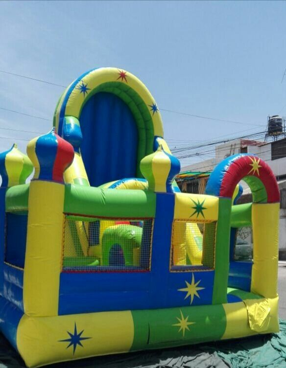 Inflables Juegos Infantiles Para Fiestas Cumpleaños Alquiler - Lima - en Mercado Libre