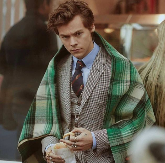 aa8c624af Harry Styles for Gucci Tailoring Campaign (Photographed by Glen Luchford)