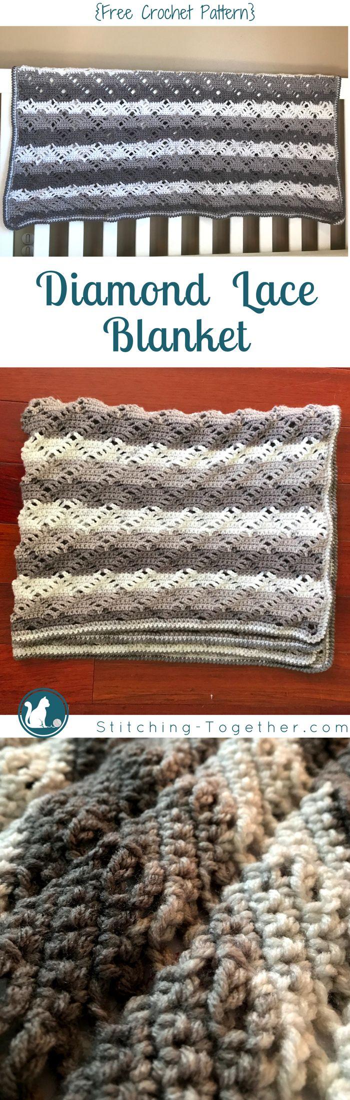 439 best Crochet afghans images on Pinterest | Crochet blankets ...