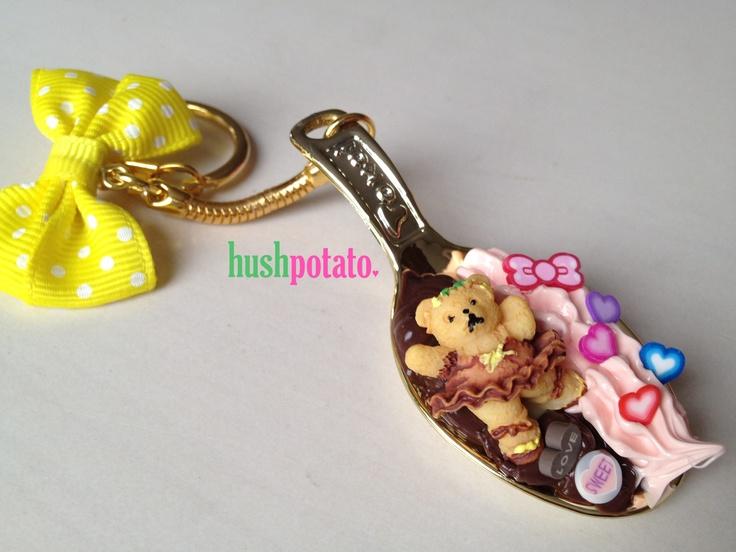 SweetBeary Spoon