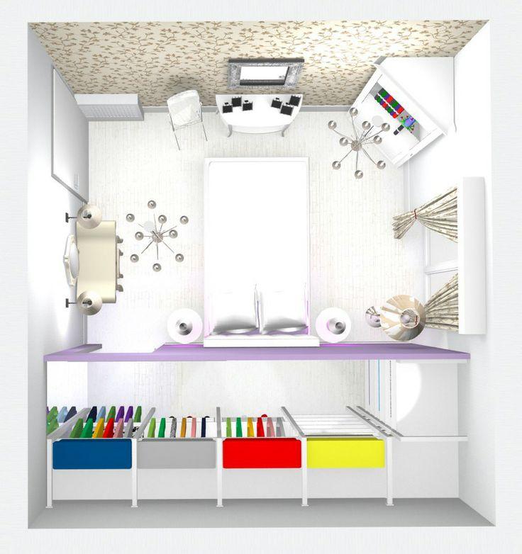 Oltre 25 fantastiche idee su stanze da letto su pinterest - Armadio stanza da letto ...