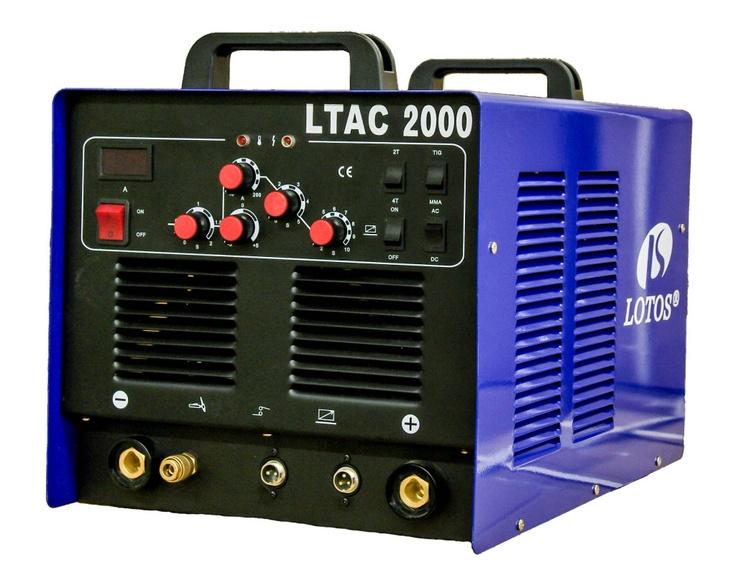 LTAC2500, Tig welder, Aluminum Tig Welder, Mig Welding Equipment