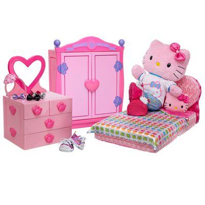 Hello Kitty Furniture At Build A Bear Build A Bear