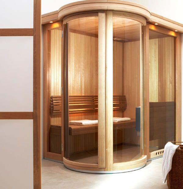 Beautiful Sauna Kits Indoor Pictures - Interior Design Ideas ...