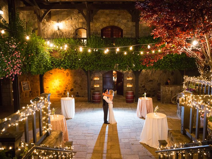 DebbieEric V Sattui Winery Jen Philips Lifestyle Wedding