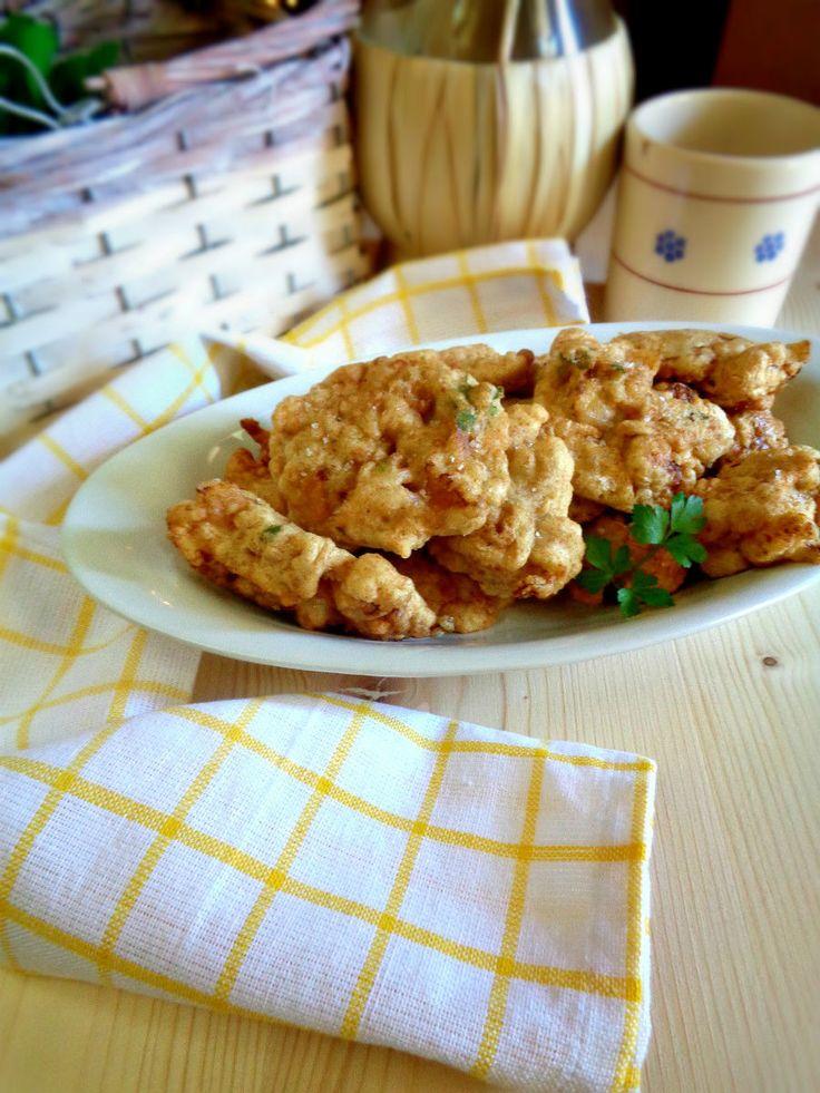 Cavolfiore in pastella senza sbollentatura ricetta