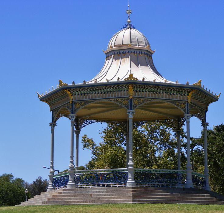 Rotunda, Elder Park, Adelaide, Australia