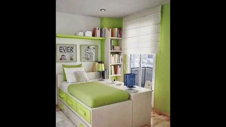 Making the Most of the Smallest Bedrooms by pbstudiopro.com
