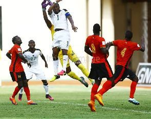 The Black Stars began the 2017 Africa Cup of Nations campaign with a 1-0 victory over the Uganda in Port Gentil. The victory means the Bl...
