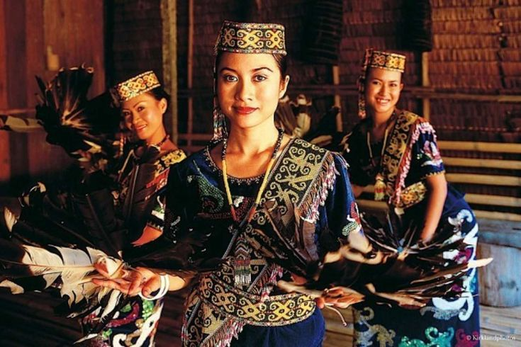 Cultures and traditions from #Sarawak.