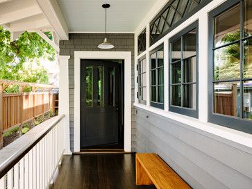 This turn-of-the-century original Sellwood Library was transformed into an amazing Portland home by www.theworkspdx.com