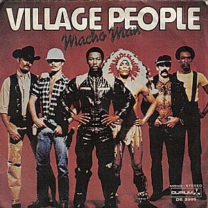 Village People is an American disco group that formed in the United States in 1977