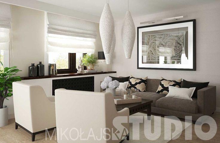 Salon w stylu orientalnym