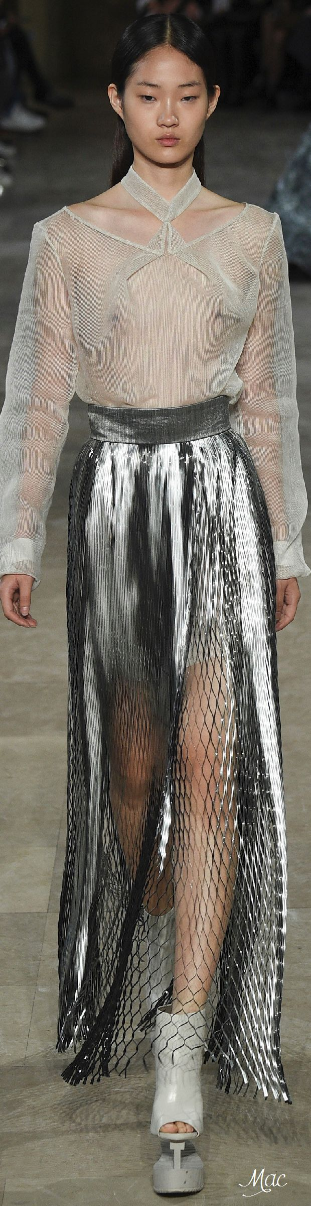Spring 2016 Ready-to-Wear Iris van Herpen