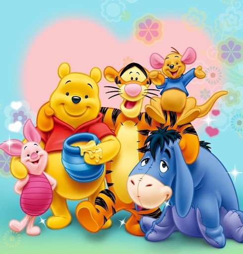201 best Winnie The Pooh  Friends 1 images on Pinterest  Pooh