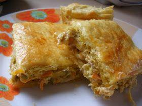 Come to cook: Κοτοπιτα με λαχανικα σε ετοιμη σφολιατα