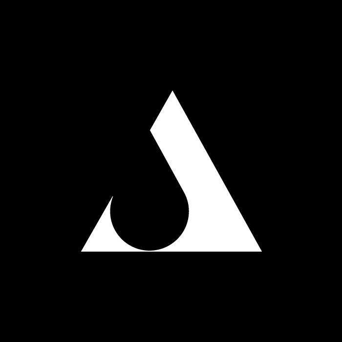 Association of Canadian Distillers by Manfred Gotthans. (1971) #logo #branding #modernism #logoarchive