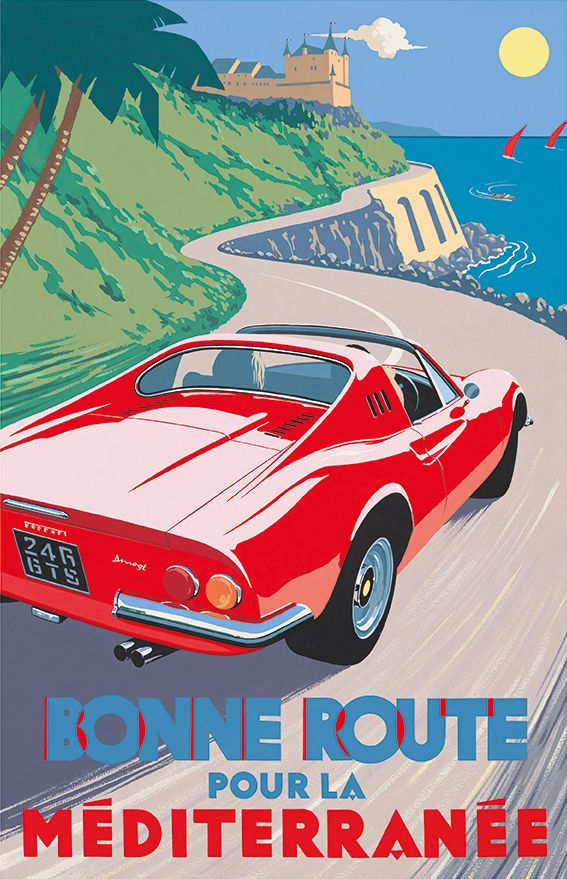 25 best ideas about car posters on pinterest art deco posters art deco pictures and motor car. Black Bedroom Furniture Sets. Home Design Ideas