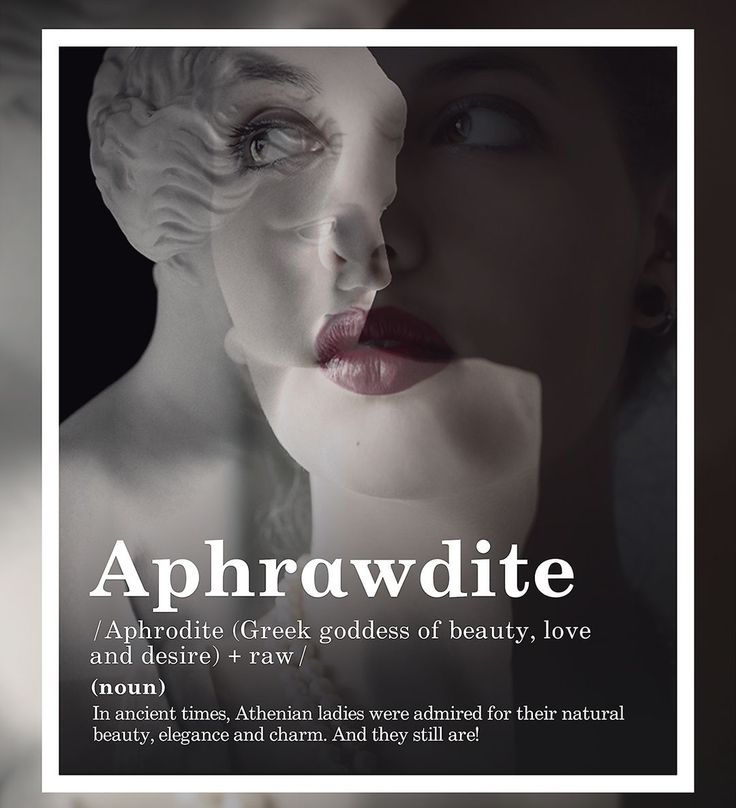 In ancient times, Athenian ladies were admired for their natural beauty, elegance and charm. And they still are.  #Aphrawdite