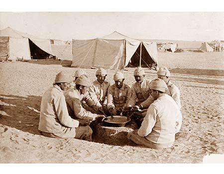 Turks dining